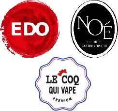 NOE, EDO, LE COQ QUI VAPE, RUD & GAD